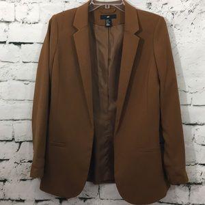EUC H & M gorgeous lined blazer